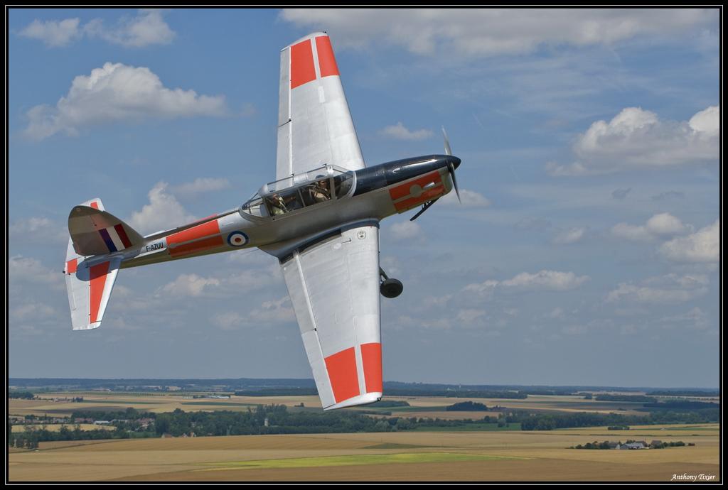 Fly'in Foug'air 2009 Chipmunk-8186