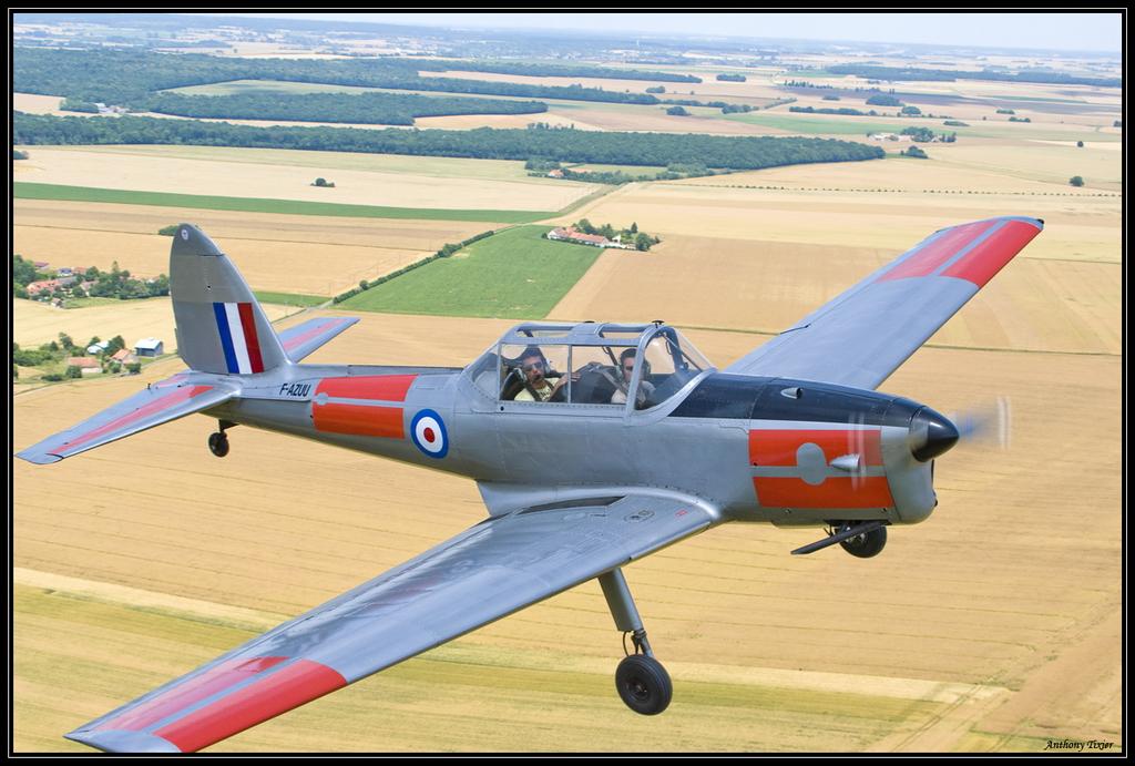 Fly'in Foug'air 2009 Chipmunk-8239