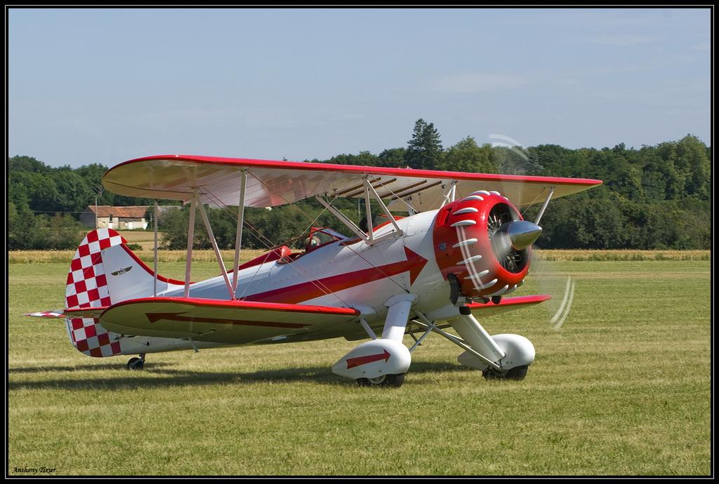 Fly'in Foug'air 2009 Waco-8024